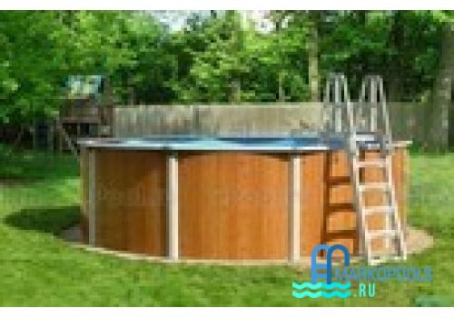 Бассейн Atlantic pool круглый Esprit-Big размер 7,3х1,32 м