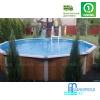 Бассейн Atlantic pool круглый Esprit-Big размер 3,6х1,32 м